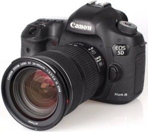 Фотоаппарат Canon EOS 5D Mark III Kit EF24-105mm IS STM