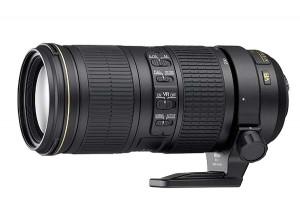 Объектив Nikon 70-200mm f/4G ED VR AF-S Nikkor
