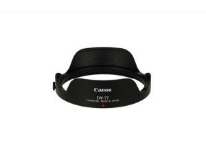 Бленда Canon EW-77, EF 8-15 mm 4L Fisheye USM