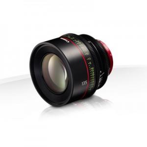 Объектив Canon CN-E135мм T2.2 L F