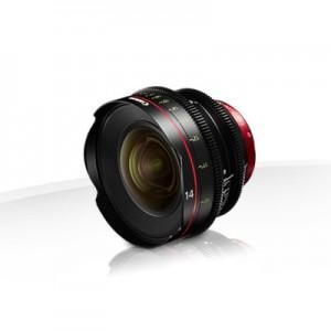 Объектив Canon CN-E14мм T3.1 L F