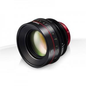 Объектив Canon CN-E85мм T1.3 L F
