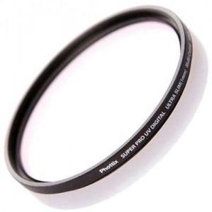Защитный фильтр Phottix Ultra Slim 1mm UV 82мм