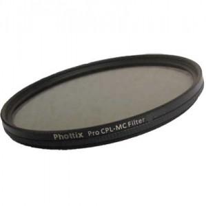 Фильтр поляризационный Phottix CPL-MC Slim 52мм