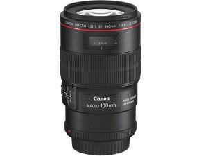 Объектив Canon EF 100L IS F2.8 USM macro