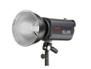Импульсный источник света Jinbei Digital Studio Flash ECL series 500 Дж (LCD)