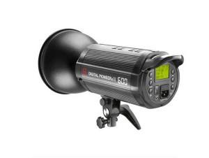 Импульсный источник света Jinbei DPsIII (LCD) Series Pro Digital Studio Flash 300 Дж