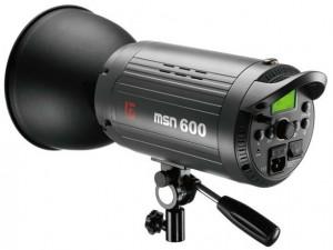 Импульсный источник света Jinbei MSN II Pro Studio Flash 600 Дж