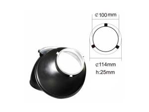 Рефлектор Jinbei 55 grad Portable Standard Reflector (11.4 x 18)