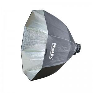 Восьмиугольный софтбокс Phottix Luna Deep 100 см