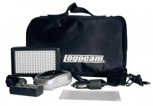Светодиодный накамерный светильник Logocam LK4-D LED BiColor