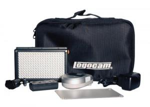 Светодиодный накамерный светильник Logocam LK6-D LED BiColor