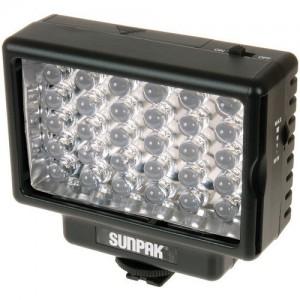 Осветитель светодиодный Sunpak LED 30 Video Light