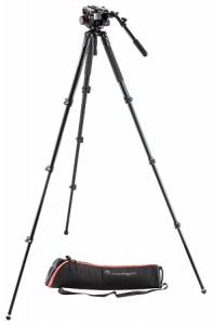 Manfrotto MVK504AQ Штатив с видеоголовкой для видеокамеры