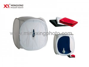 Лайт-куб MINGXING Light tent (with four backgrounds) 80x80x80 cm