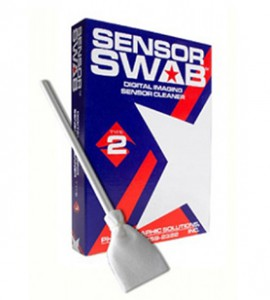 Комплект сухих шваброчек для чистки матриц Photosol Sensor Swabs Type 2 (12 шт.)
