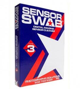 Комплект сухих шваброчек для чистки матриц Photosol Sensor Swabs Type 3 (12 шт.)