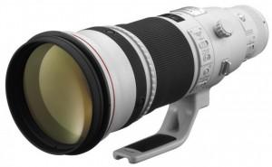 Объектив Canon EF 500 F4 L IS II USM