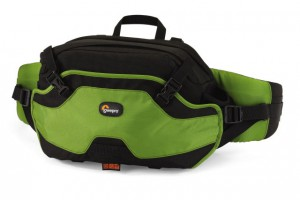 Сумка LowePro Inverse 200 AW зелёная