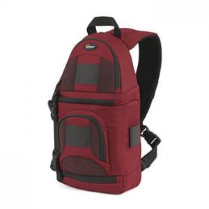 Рюкзак LowePro SlingShot 100 AW ( красный )
